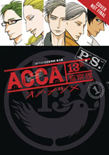 Image: Acca 13 Territory Inspection Dept Ps Vol. 01 GN  - Yen Press