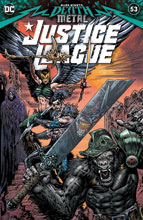 Image: Justice League #53 - DC Comics