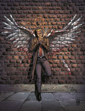 Image: Hellblazer: Rise and Fall #1 - DC Comics