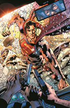 Image: Superman #25 (variant cover - Bryan Hitch) - DC Comics