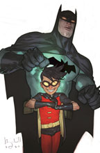 Image: Batman: The Adventures Continue #4 (variant cover - Ben Caldwell) - DC Comics