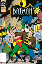 Image: DC Classics: The Batman Adventures #4 - DC Comics
