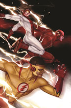 Image: Flash #761 (variant cover - Inhyuk Lee) - DC Comics