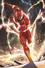 Image: Flash #762 (variant cover - Inhyuk Lee) - DC Comics