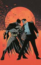 Image: Batman by Tom King & Lee Weeks Deluxe Edition HC  - DC Comics