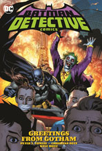 Image: Batman: Detective Comics Vol. 03: Greetings from Gotham SC  - DC Comics
