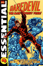 Image: Essential Daredevil Vol. 04 SC  - Marvel Comics