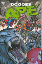 Image: DC Comics Goes Ape Vol. 01 SC  - DC Comics