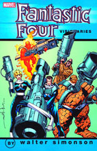Image: Fantastic Four Visionaries: Walter Simonson Vol. 02 SC  - Marvel Comics