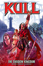 Image: Kull Vol. 01: The Shadow Kingdom SC  - Dark Horse