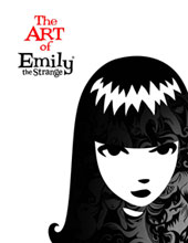 Image: Art of Emily the Strange HC  - Dark Horse