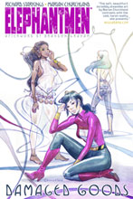 Image: Elephantmen Vol. 02: Damaged Goods SC  - Image Comics