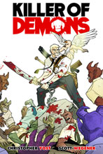 Image: Killer of Demons SC  - Image Comics