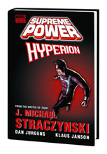 Image: Supreme Power: Hyperion HC  - Marvel Comics