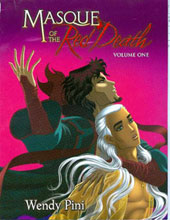 Image: Masque of the Red Death Vol. 01 SC  - Go Comi