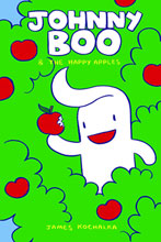 Image: Johnny Boo Vol. 03: Happy Apples HC  - Top Shelf Productions