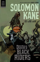 Image: Solomon Kane Vol. 02: Death's Black Riders SC  - Dark Horse