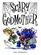 Image: Scary Godmother HC  (Dark Horse Edition) - Dark Horse