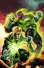 Image: Green Lantern: Emerald Warriors #1 (variant cover) (v25) - DC Comics