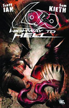 Image: Lobo: Highway to Hell SC  - DC Comics