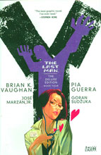 Image: Y: The Last Man Vol. 04 Deluxe Edition HC  - DC Comics - Vertigo