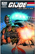 Image: G.I. Joe: A Real American Hero #157 - IDW Publishing