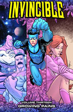 Image: Invincible Vol. 13: Growing Pains SC  - Image Comics
