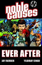 Image: Noble Causes Vol. 10: Ever After SC  - Image Comics