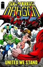 Image: Savage Dragon: United We Stand SC  - Image Comics