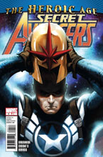 Image: Secret Avengers #4 - Marvel Comics
