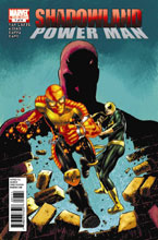 Image: Shadowland: Power Man #1 - Marvel Comics
