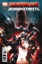 Image: Shadowland: Blood on the Streets #1 - Marvel Comics