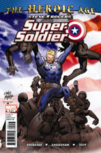Image: Steve Rogers: Super-Soldier #2 - Marvel Comics
