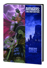 Image: Siege: Avengers Initiative HC  - Marvel Comics