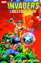 Image: Invaders: Eve of Destruction SC  - Marvel Comics