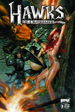 Image: Robert E. Howard: Hawks of Outremer #3 - Boom! Studios