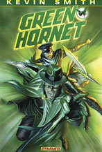 Image: Green Hornet Vol. 01: Sins of the Father HC  - Dynamite