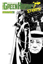 Image: Green Hornet Strikes! #4 - D. E./Dynamite Entertainment