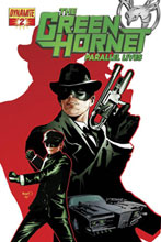 Image: Green Hornet: Parallel Lives #2 - D. E./Dynamite Entertainment