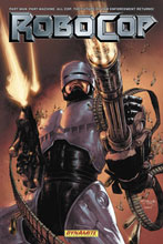 Image: Robocop Vol. 01: Revolution SC  - D. E./Dynamite Entertainment