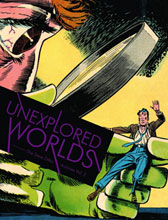 Image: Steve Ditko Archives Vol. 02: Unexplored Worlds HC  - Fantagraphics Books