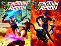 Image: Captain Action Season Two #2 - Moonstone