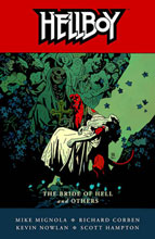 Image: Hellboy Vol. 11: Bride of Hell & Others SC  - Dark Horse