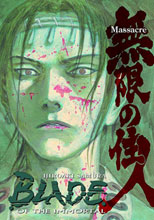 Image: Blade of the Immortal Vol. 24: Massacre SC  - Dark Horse