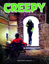 Image: Creepy Archives Vol. 11 HC  - Dark Horse