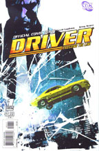 Image: Driver: Crossing the Line #1 - DC Comics