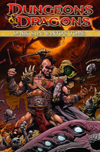 Image: Dungeons & Dragons: Dark Sun: Ianto's Tomb HC  - IDW Publishing