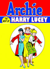Image: Archie: Best of Harry Lucey Vol. 01 HC  - IDW Publishing