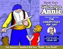 Image: Complete Little Orphan Annie Vol. 07:1936-1938 HC  - IDW Publishing