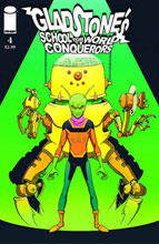Image: Gladstone's School for World Conquerors #4 - Image Comics